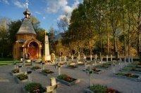 Panorama Kosakenfriedhof